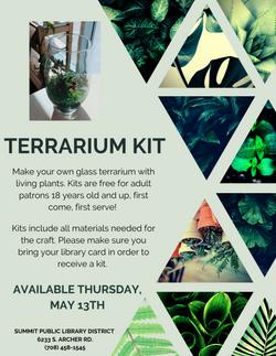 May Terrarium Kit