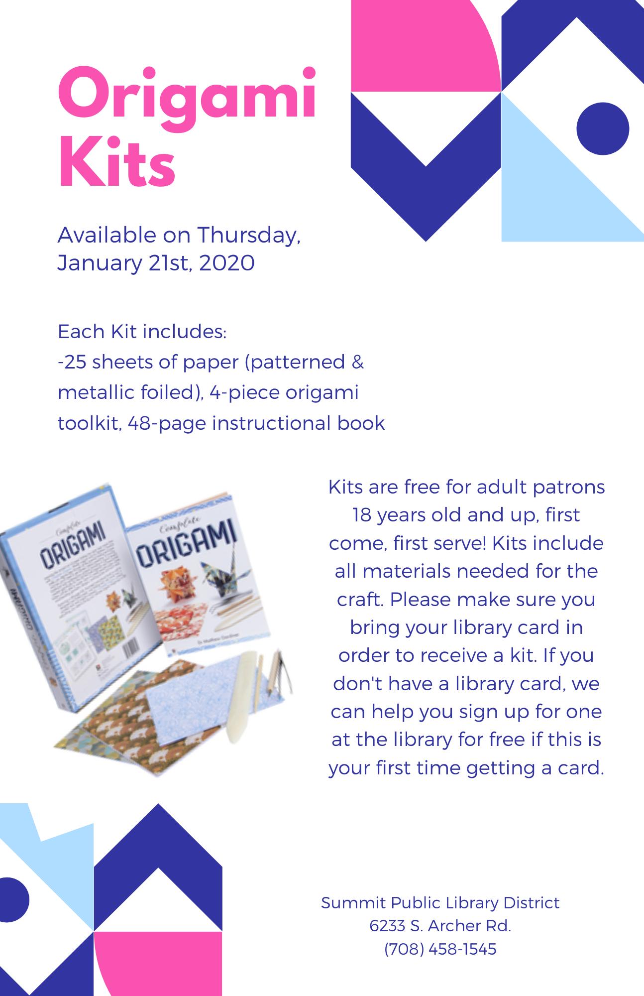Origami Kits