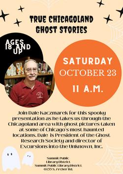 True Chicagoland Ghost Stories