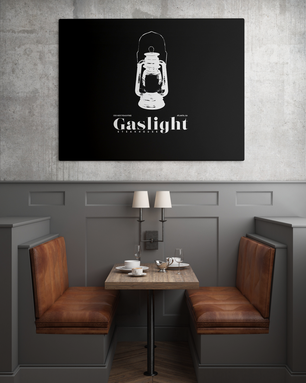 Gaslight Booth
