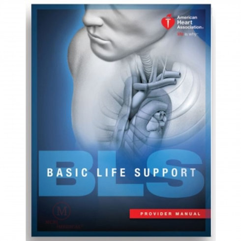 Basic Life Support for Providers book