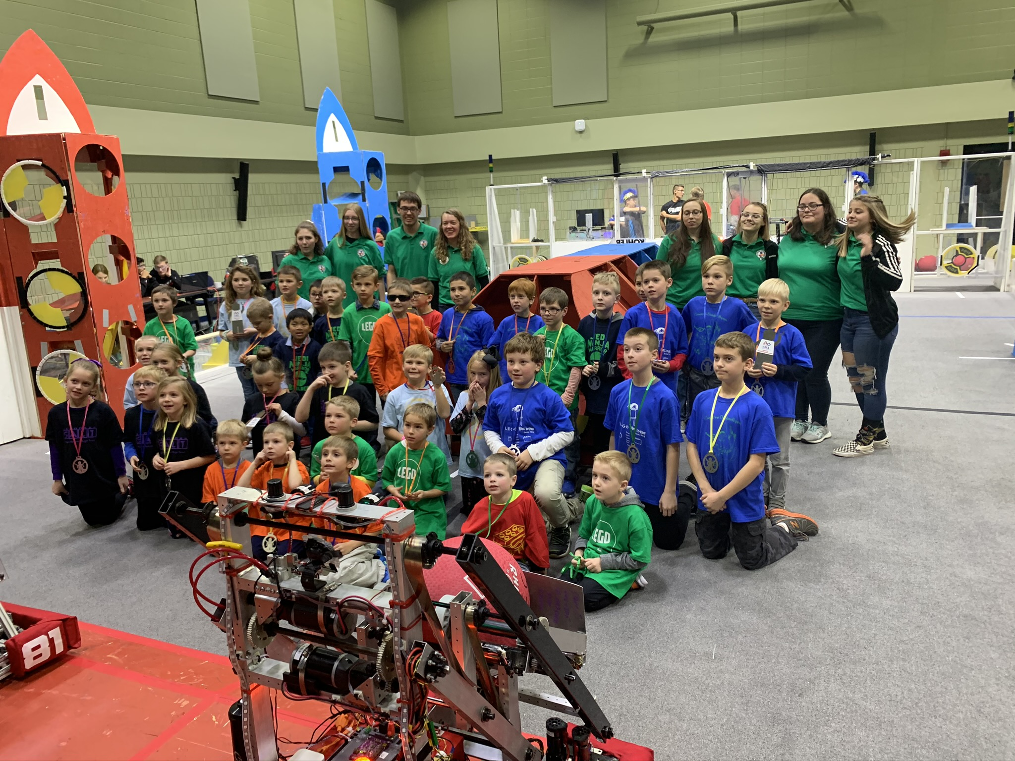 FIRST FLL Jr. Expo