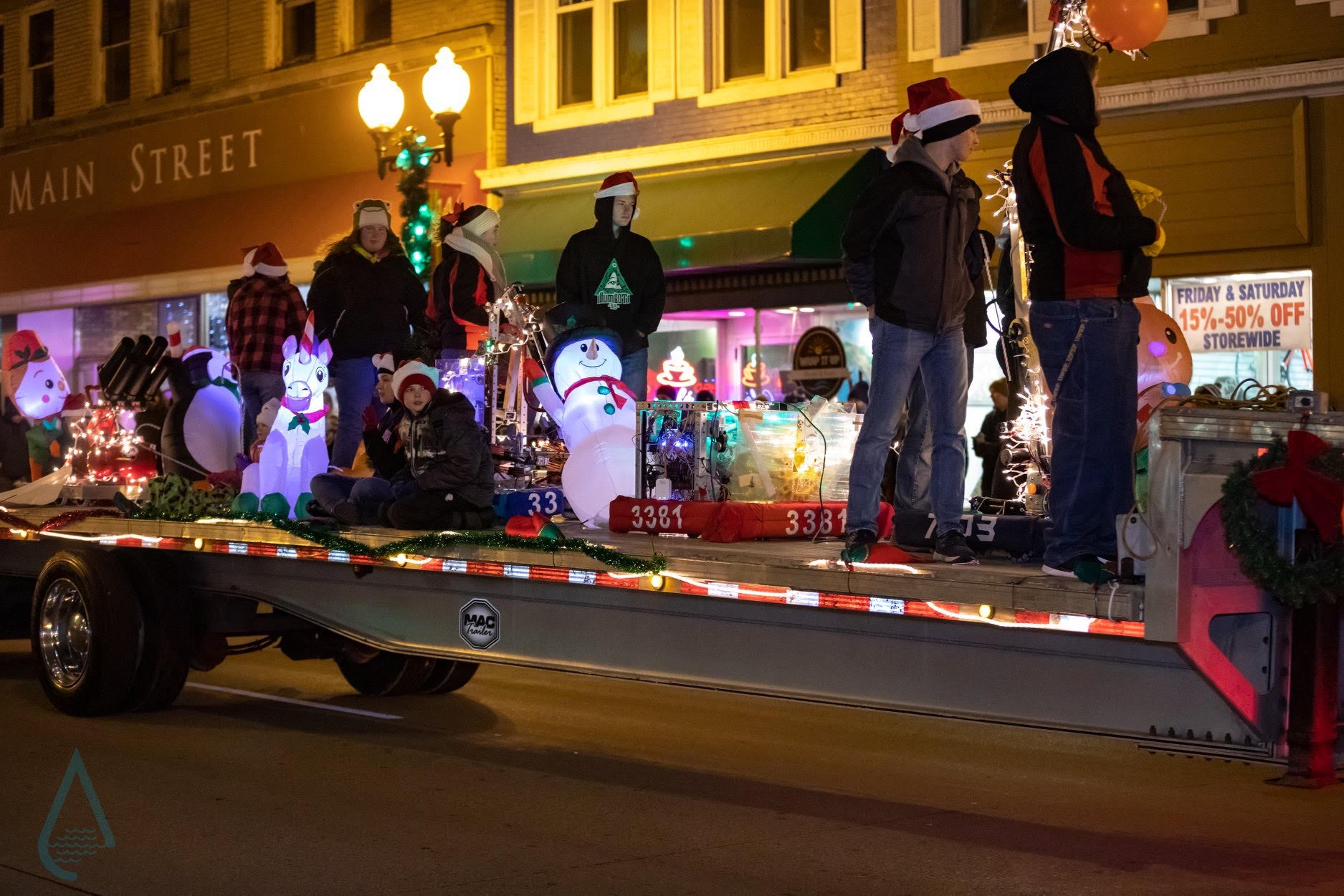 Manitowoc Holiday Parade