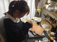 ジェイブレインクラフト 革教室 神奈川