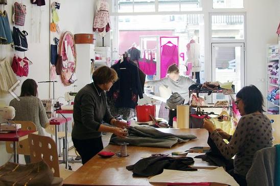 Atelier Adultes Projet Popeline
