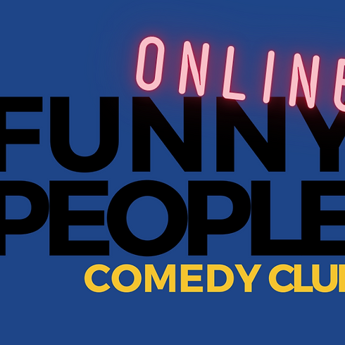 Funny People Comedy Club ONLINE