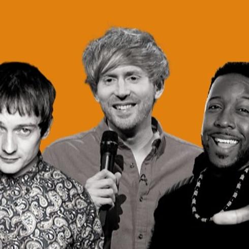 Live Comedy: Orange Rooms