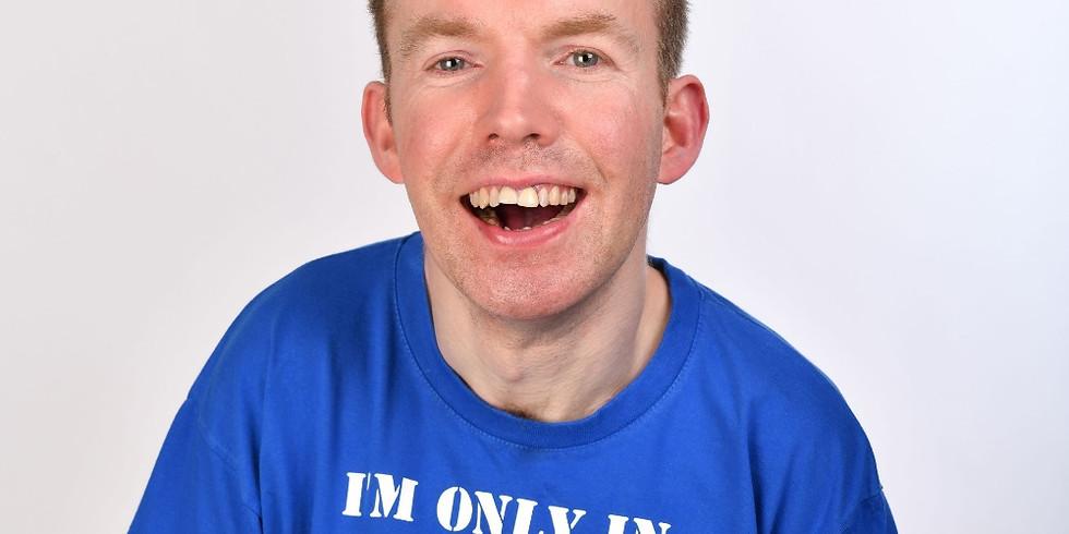 Live Comedy: Botley Market Hall