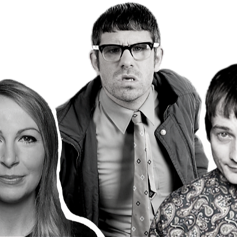 October Live Comedy: The Horse and Jockey