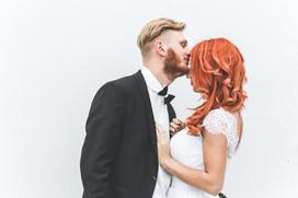 Kus de bruid