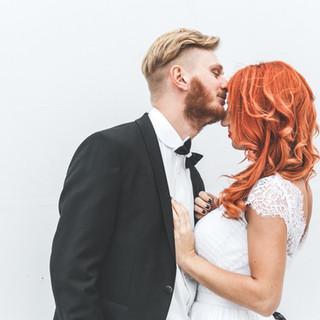 Küsse die Braut