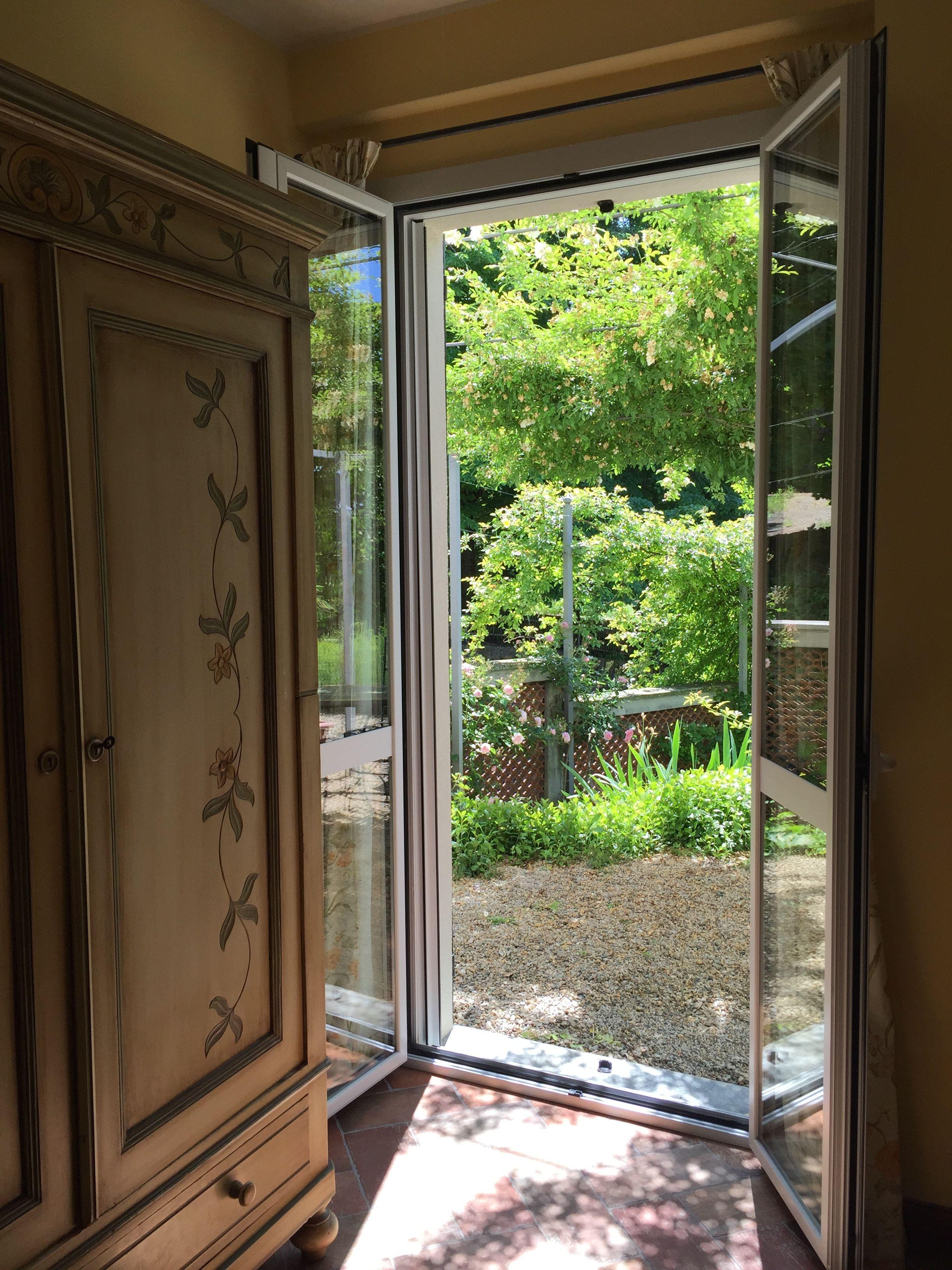 Camera doppia 2 accesso giardino