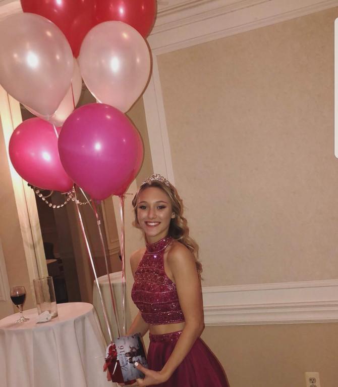 Jenna's Sweet Sixteen 1-20-18