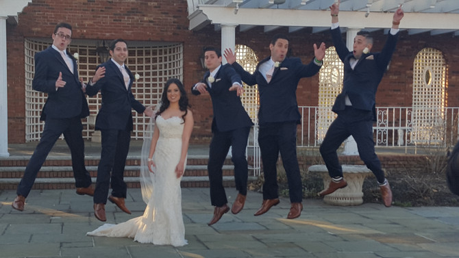 Clark New Jersey Wedding Planners Do It Right