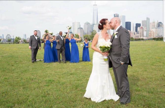 NJ Day of Wedding Coordination