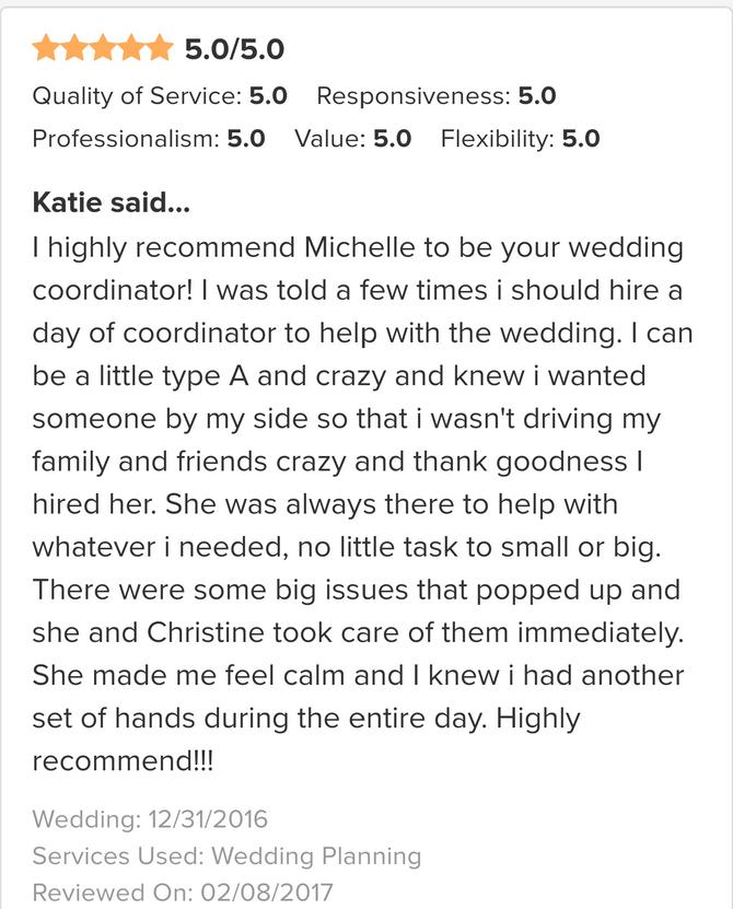 New Jersey Women Want a Wedding Planner
