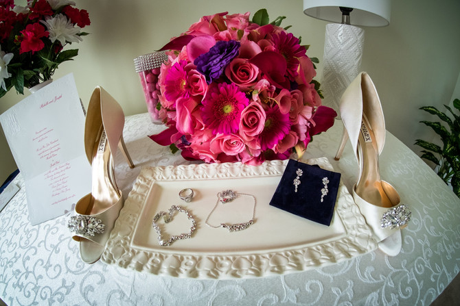 Must Have Wedding Details for a NJ Wedding