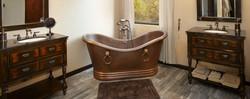 Authentic Copper Soaking Tub