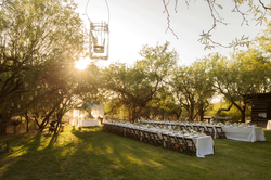 The Arbor Wedding and Event Lawn
