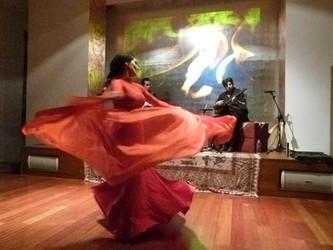 Mystical Persian Dance