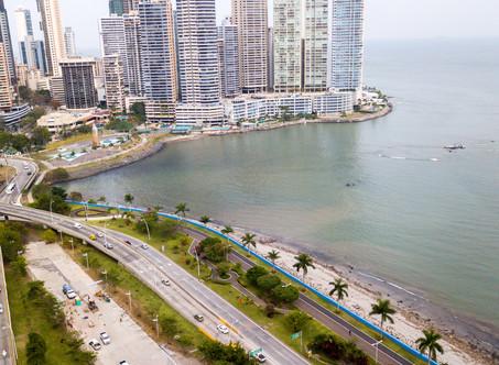 New beach in Panama City! 🏄♂️