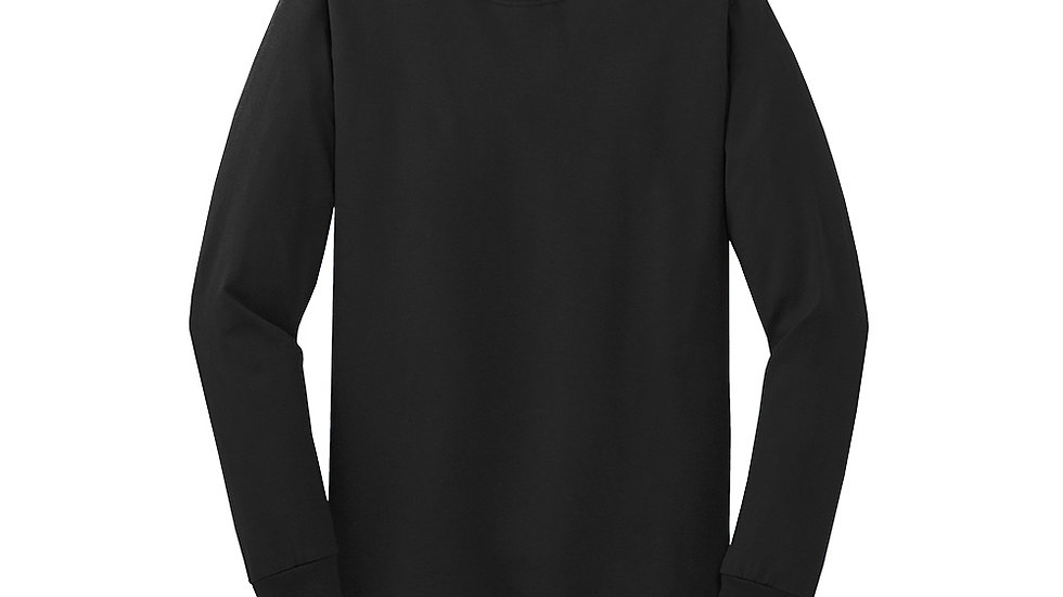 Hockey Youth Long Sleeve T-shirt With Name/#