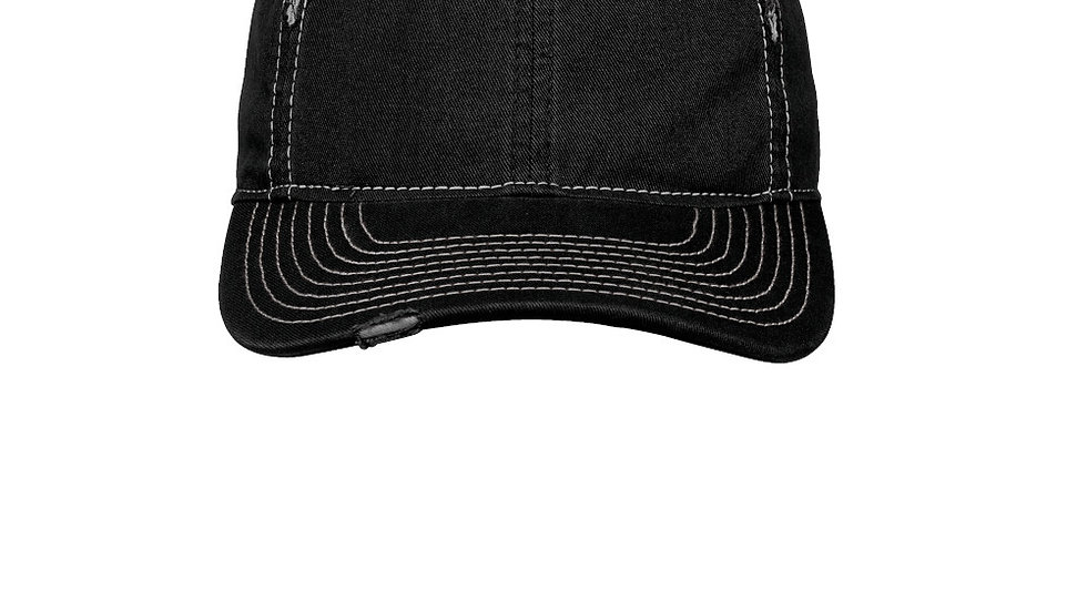 Hockey DT612 Distressed Low Profile Hat