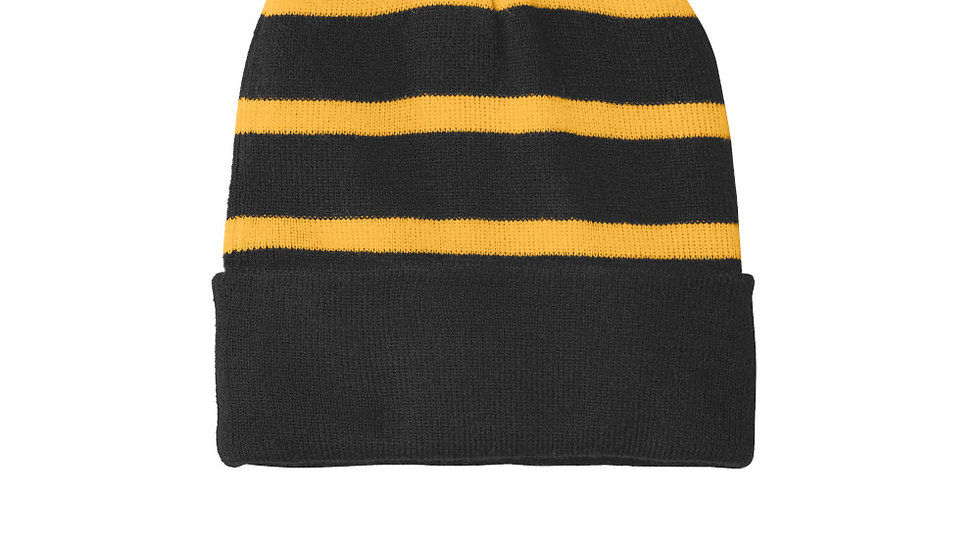 Hockey STC31 Beanie With Name/Number