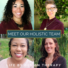 Team of Holistic Therapists Instagram Post
