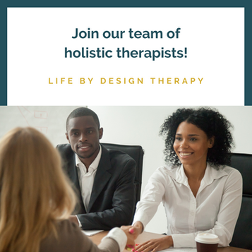 Holistic Therapy Hiring Ad
