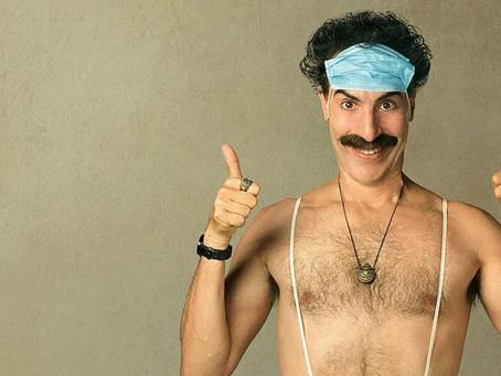 Crítica: Por que Borat 2 é o escárnio do escárnio ?