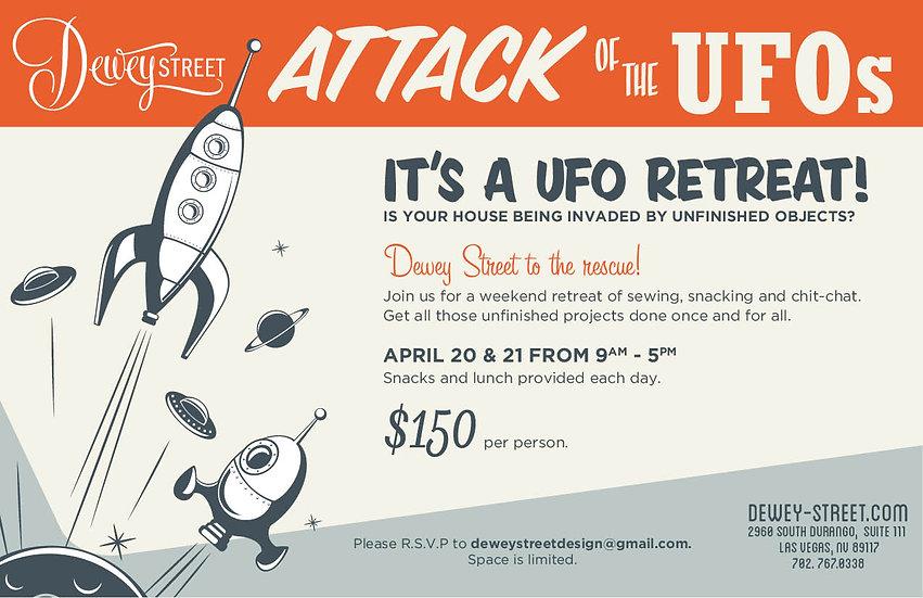 UFO Retreat