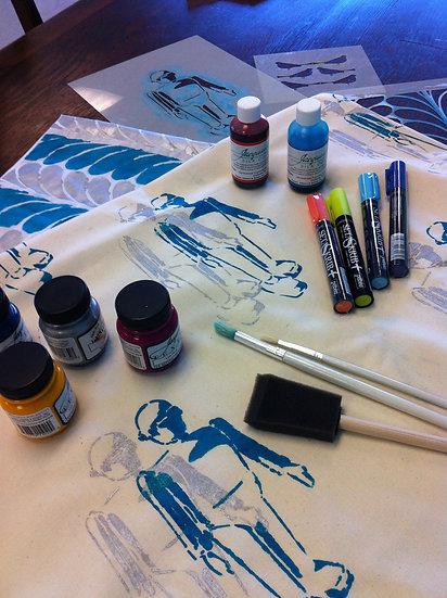 Textile Design Workshop