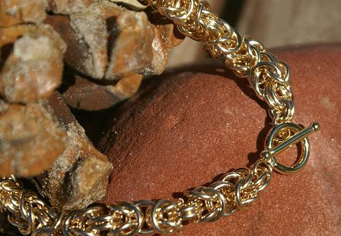 Chainmaille with Jackie