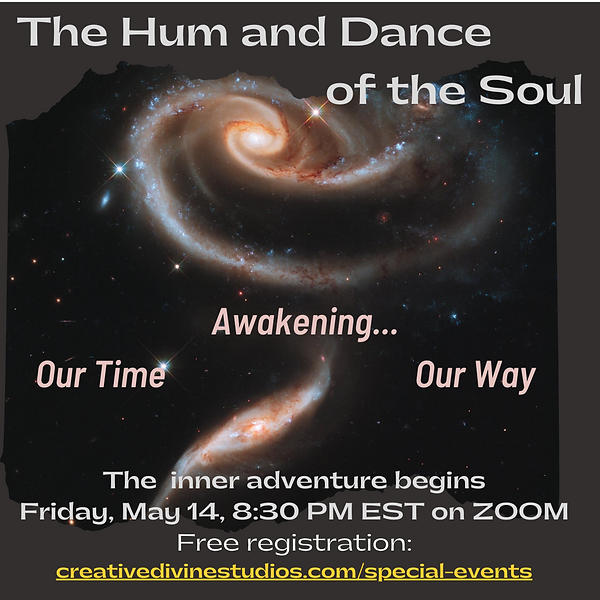 The Hum and Dance of the Soul Instagram