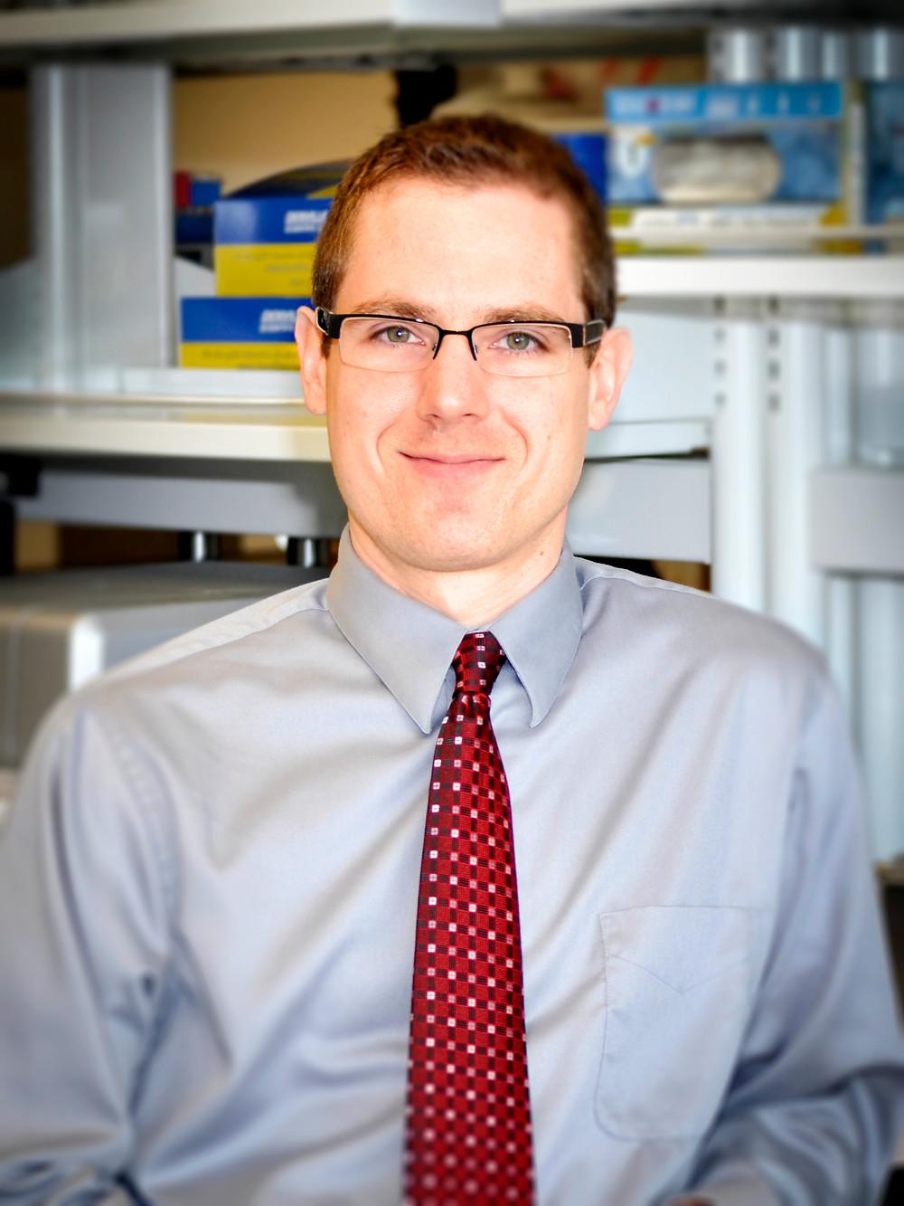 Brandon Gufford, PharmD., PhD