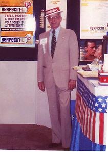 Image of Foundation founder Richard Campbell Zahn