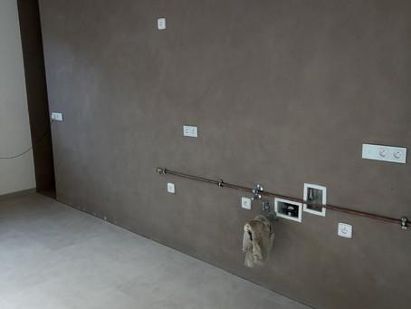 Výměna elektroinstalace a rekonstrukce bytu