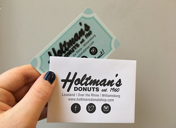 $50 Holtman's Donuts Gift Card