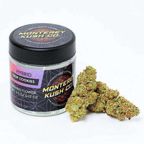 Monterey Kush - Trop Cookies - 3.5g