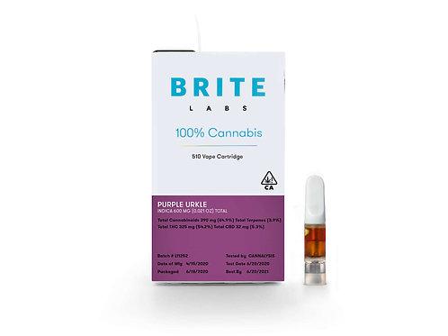 Brite Labs - PURPLE URKLE [600mg]- Oil Cartridge