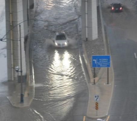 2X Faster: More flooding, rapid sea level rise in Canada