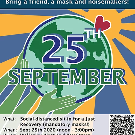 Sept 25 - FFF - Global Day of Climate Action