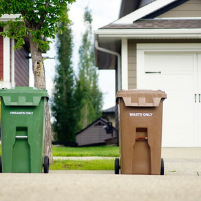 What happens to my green bin materials? York Region Composting