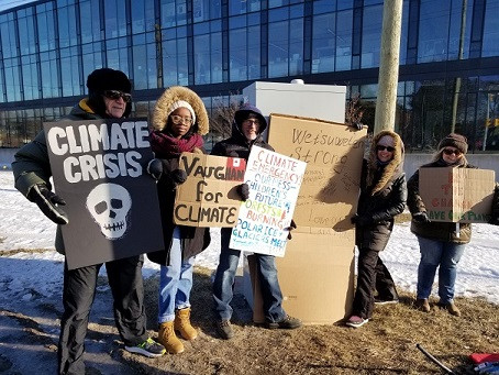 Friday Feb 28, 3:30pm - Weekly Youth Climate Rally, Vaughan