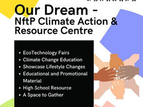 Our Dream - A Climate Action and Resource Centre
