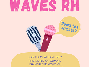 """""""How's the Climate?"""" podcast coming to Richmond Hill soon..."""