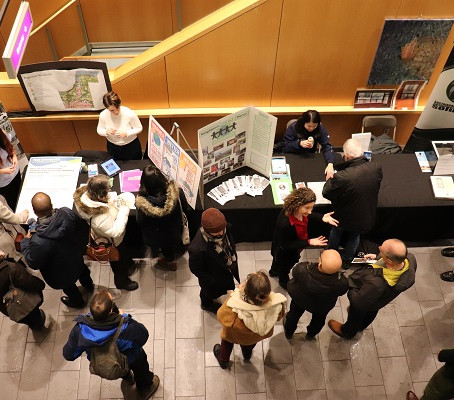 """Nov 12 - Neighbours for the Planet was invited to the launch of """"Resilient Richmond Hill"""""""