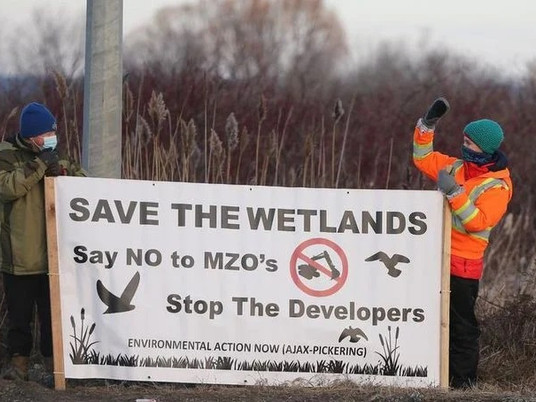 Duffins Creek wetlands vs. a warehouse: Resisting Doug Ford's assault on communities & environment