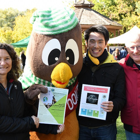 Sat Oct 5, 2019 - Neighbours for the Planet engaged the communityat Envirofest